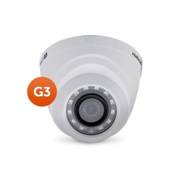 Câmera Multi HD Bullet VHD 1220 D G3 3,6mm 20m 1080P Full HD - Intelbras