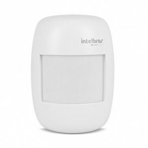 Sensor Infravermelho Com Fio Para Alarme 115° IVP 3021 Shield - Intelbras