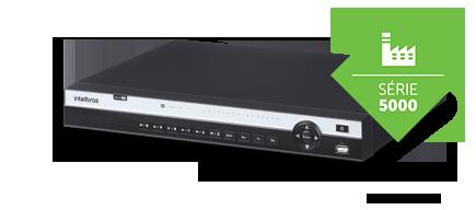 Gravador Digital Full Hd 16 Canais Full HD + 8 IP Mhdx 5016 - Intelbras