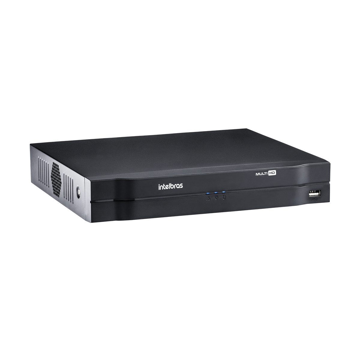 Gravador Digital 16 Canais Multi Hd Mhdx 1016 C/ Hd 1TB WD Purple - Intelbras