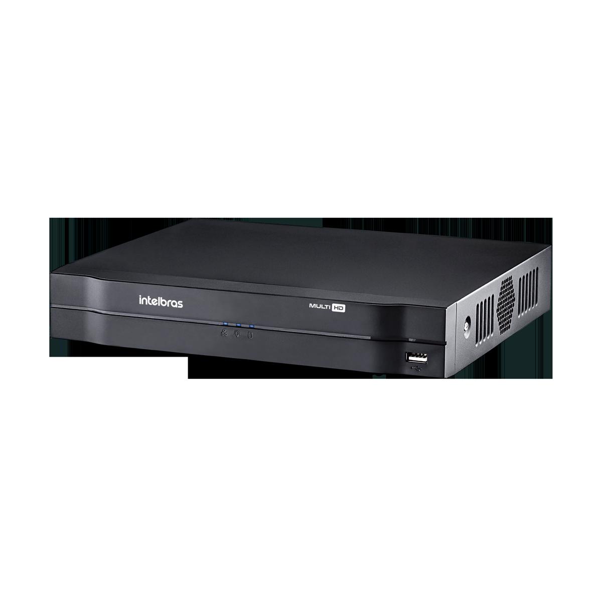 Gravador Digital 8 Canais Multi Hd Mhdx 1008 - Intelbras