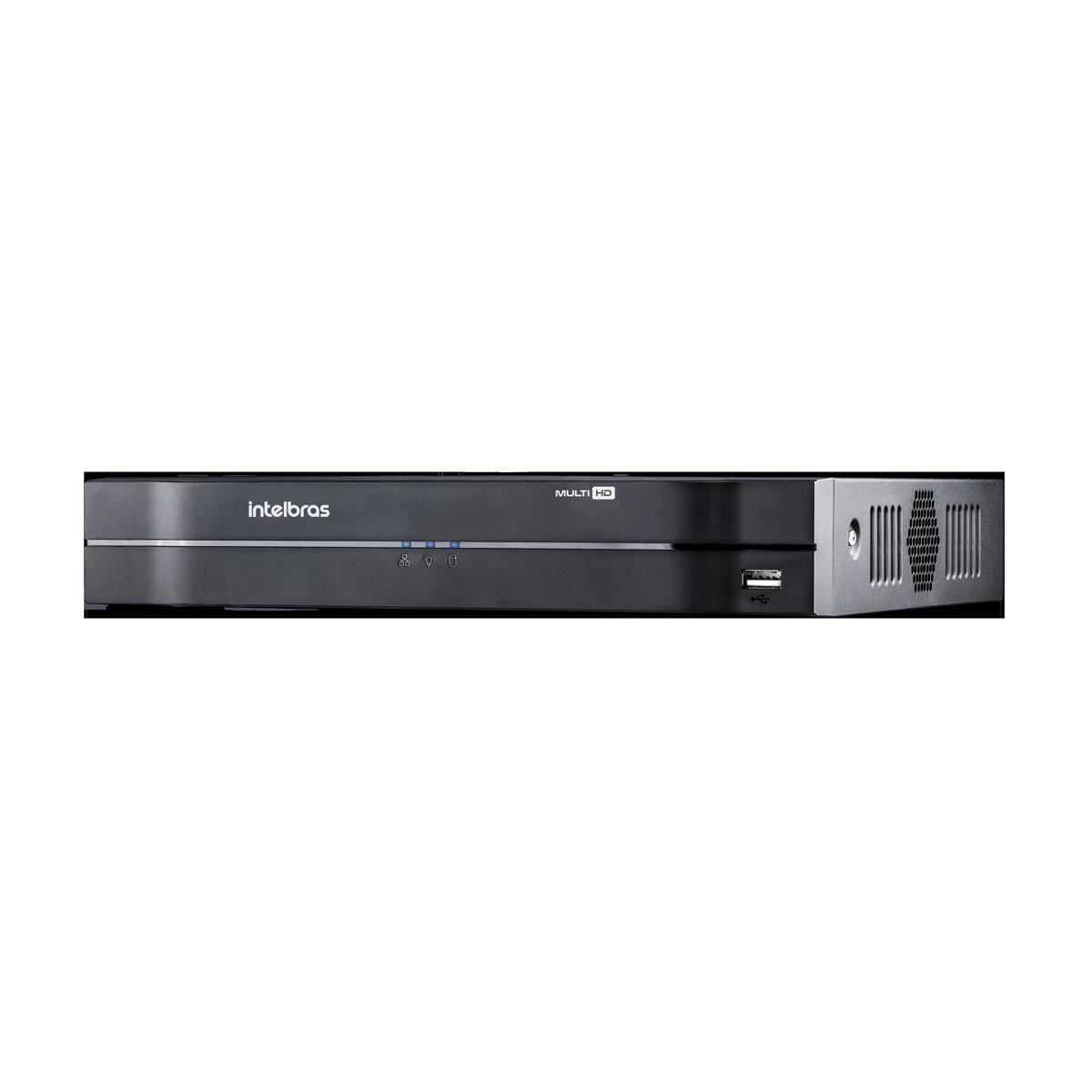 Gravador Digital 4 Canais Multi Hd Mhdx 1004 - Intelbras