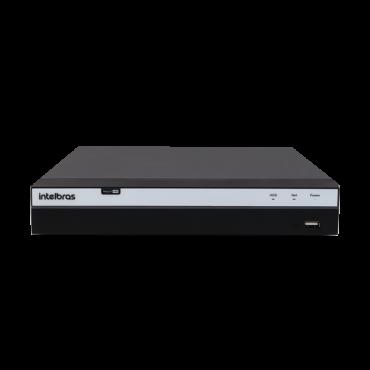 Gravador Digital Full Hd 4 Canais Full HD + 2 IP MHDX 3004 - Intelbras