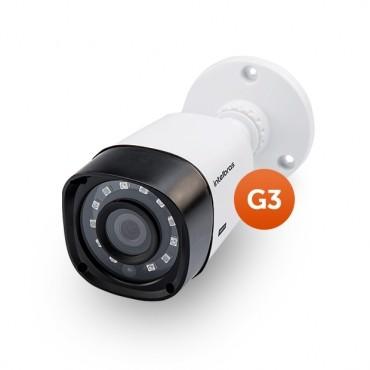 Câmera Multi HD Bullet VHD 1010 B G3 3,6mm 10m 720P HD - Intelbras
