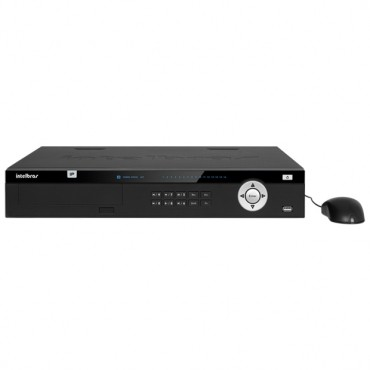 Gravador Digital 16 Canais NVD 5016 4K (NVR) - Intelbras