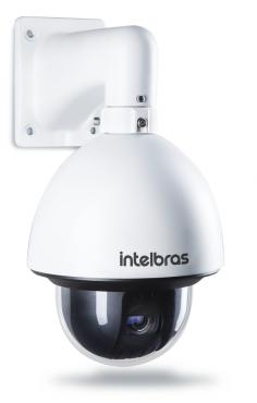 Câmera IP Speed Dome VIP E5230 Zoom 20X 2MP Full HD - Intelbras
