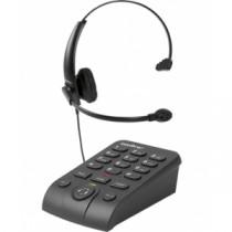 Telefone Headset com fio para Telemarketing HSB-50 - Intelbras