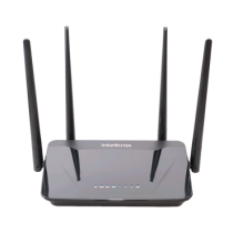 Roteador Wireless Smart Dual Band 300Mbps IPV6 ACtion R1200 - Intelbras