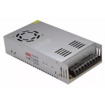 Fonte Chaveada 12V 30A Bivolt Com Cooler Para CFTV - Genérica