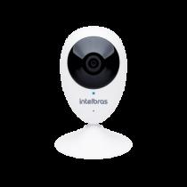 Câmera Wi-Fi IC3 2,8mm 5m 720P HD 1MP c/ Entrada p/ Cartão Micro-SD - Intelbras