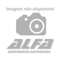 Telefone Com Fio Sem Chave TC 500 Preto - Intelbras