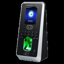 Controle de Acesso com Leitor Facial, Biométrico e RFID 125kHz SS 710 - Intelbras