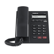Telefone IP TIP 125 Lite - Intelbras
