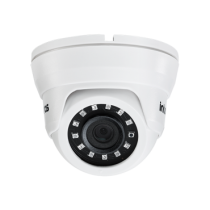 Câmera Dome VMD 1010 IR G4 3,6mm 10m AHD-Analog 900TVL - Intelbras