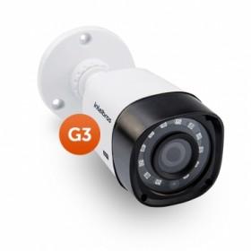 Câmera Multi HD Bullet VHD 1120 B G3 2,8mm 20m 720P HD - Intelbras