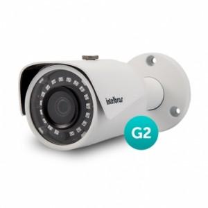 Câmera IP Bullet VIP S3330 G2 3,6mm 30m 3MP - Intelbras