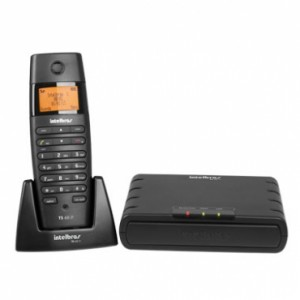 Central IP Dect Com 1 Ramal Sem Fio TS 60 IP - Intelbras